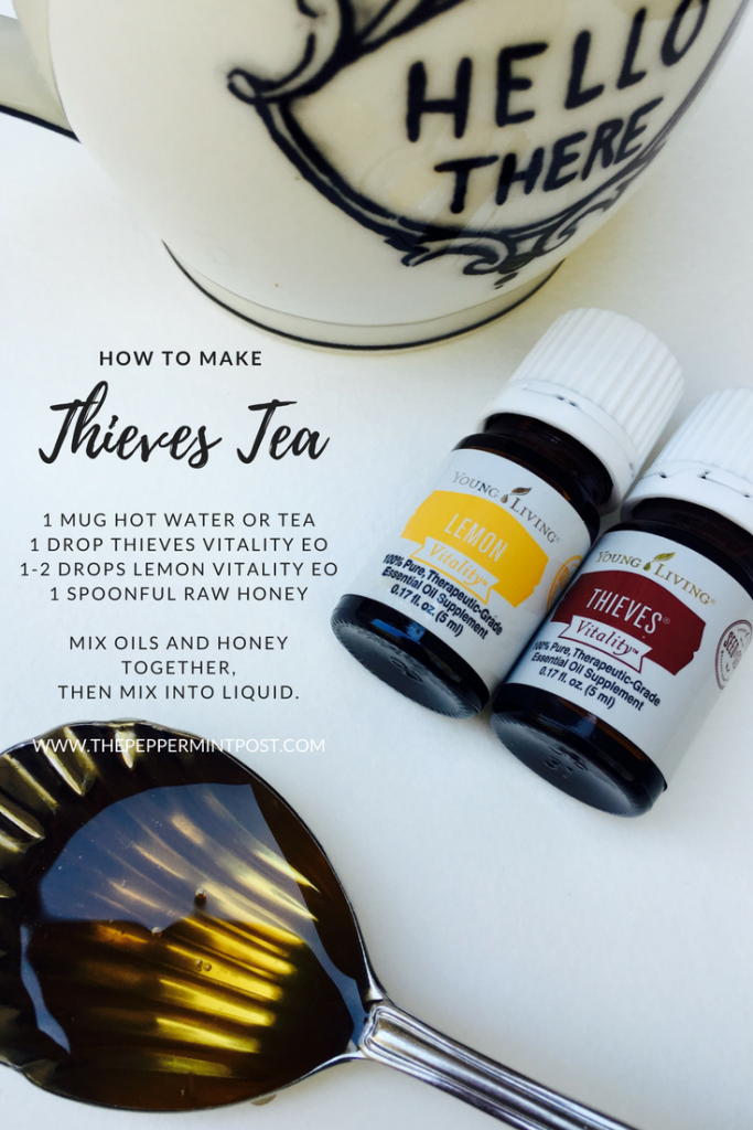 Thieves Essential Oil Uses | Thieves Essential Oil | Thieves Cleaner | Thieves Tea | Young Living Essential Oils | Young Living Starter Kit| How to Use Thieves Oil #youngliving #thieves