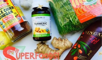Superfoods! My Favorite Picks!