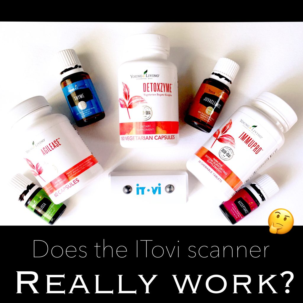 Does the iTovi scanner really work? How does the iTovi scanner work?