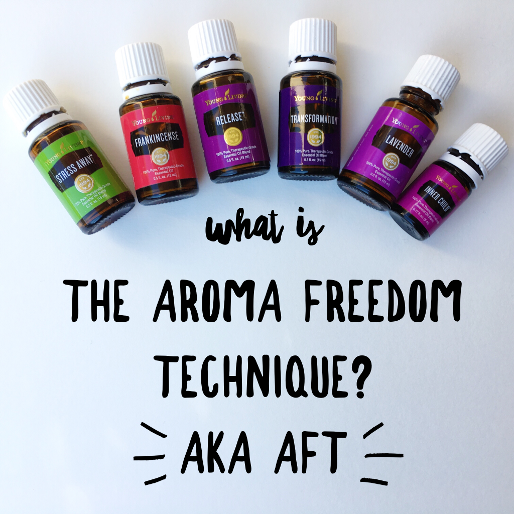What is the Aroma Freedom Technique? How can AFT help?