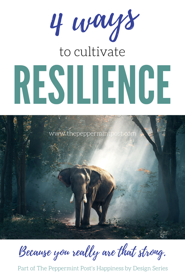 Resilience Quotes New How To Be More Resilient  The Peppermint Post