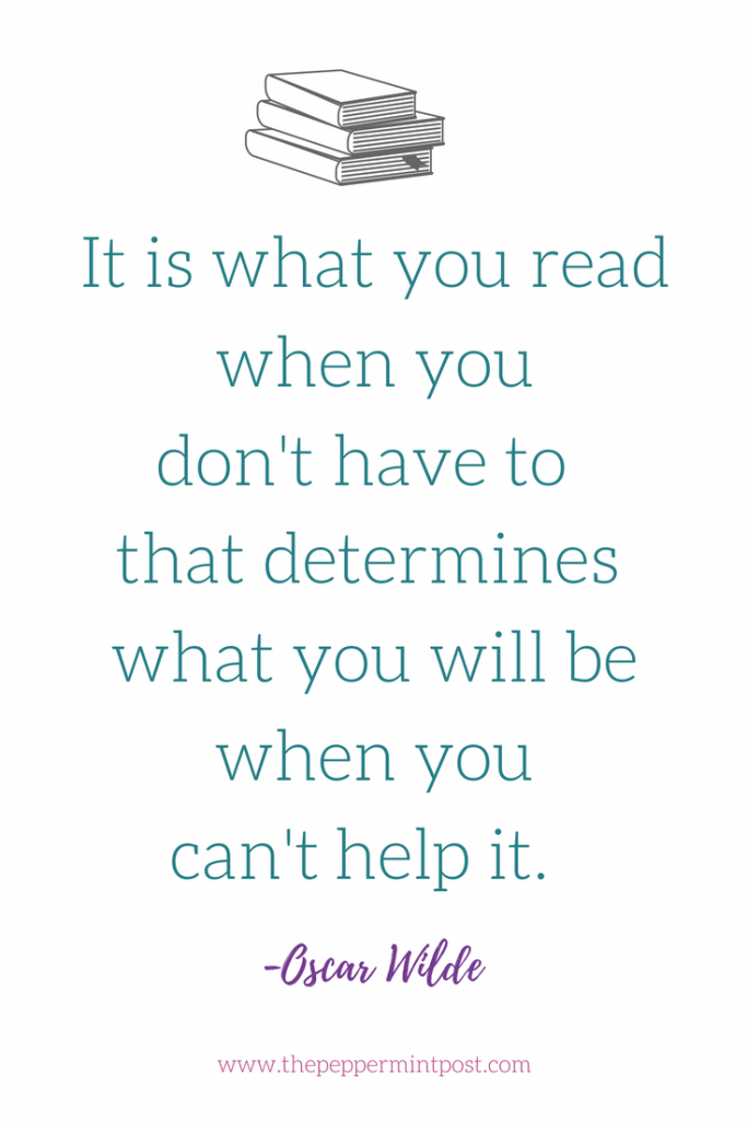 Quotes About Books | Quotes About Reading | Oscar Wilde Quote #reading #booklist #quotes