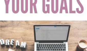 Goals: 6 Things To Do When You Get Off Track