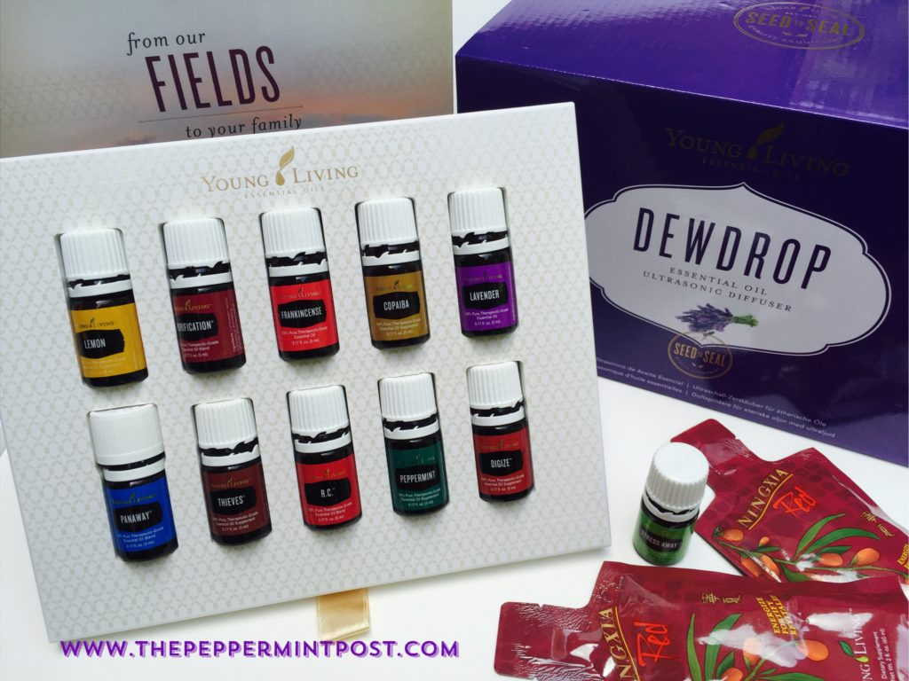 essential oils, young living, health, thieves, ningxia, diffuser