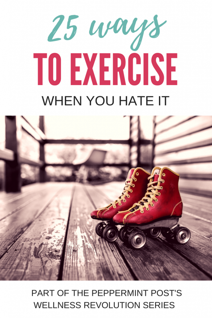 Fitness Motivation   Fitness Inspiration   How to exercise when you hate it   How to exercise with kids   Exercise for beginners